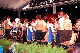 28. Kreisverbandsmusikfest