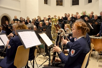 Kirchenkonzert Missa Brevis