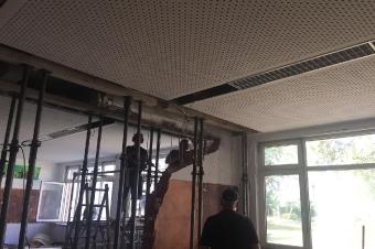 Umbau Probenraum_2