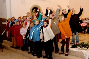 Kinderkirchenkonzert