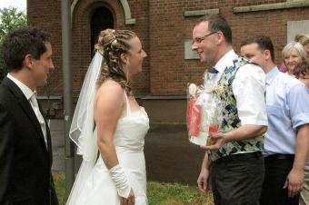 Hochzeit Sabrina und Stefan