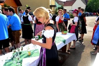 Jubiläumsfeier Hajec Bloas