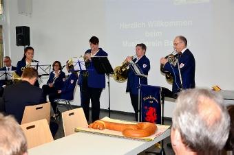 Eröffnungsfeier MVB Musikzentrum unterm Scheuelberg